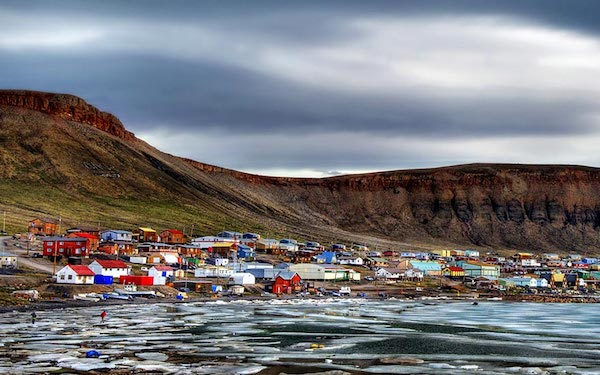 Photo by Destination Nunavut