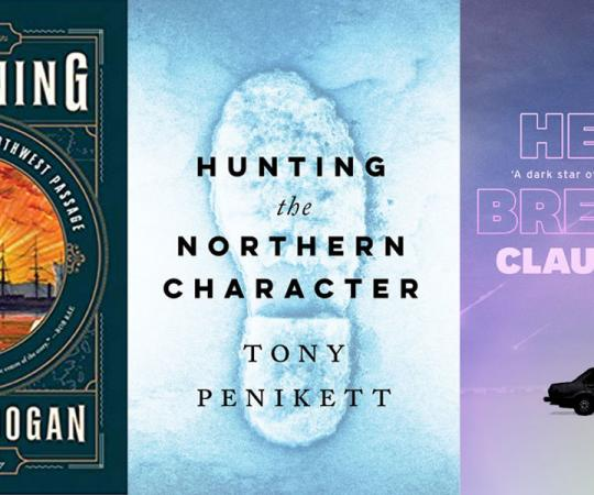 Reviews of new books about or from the North